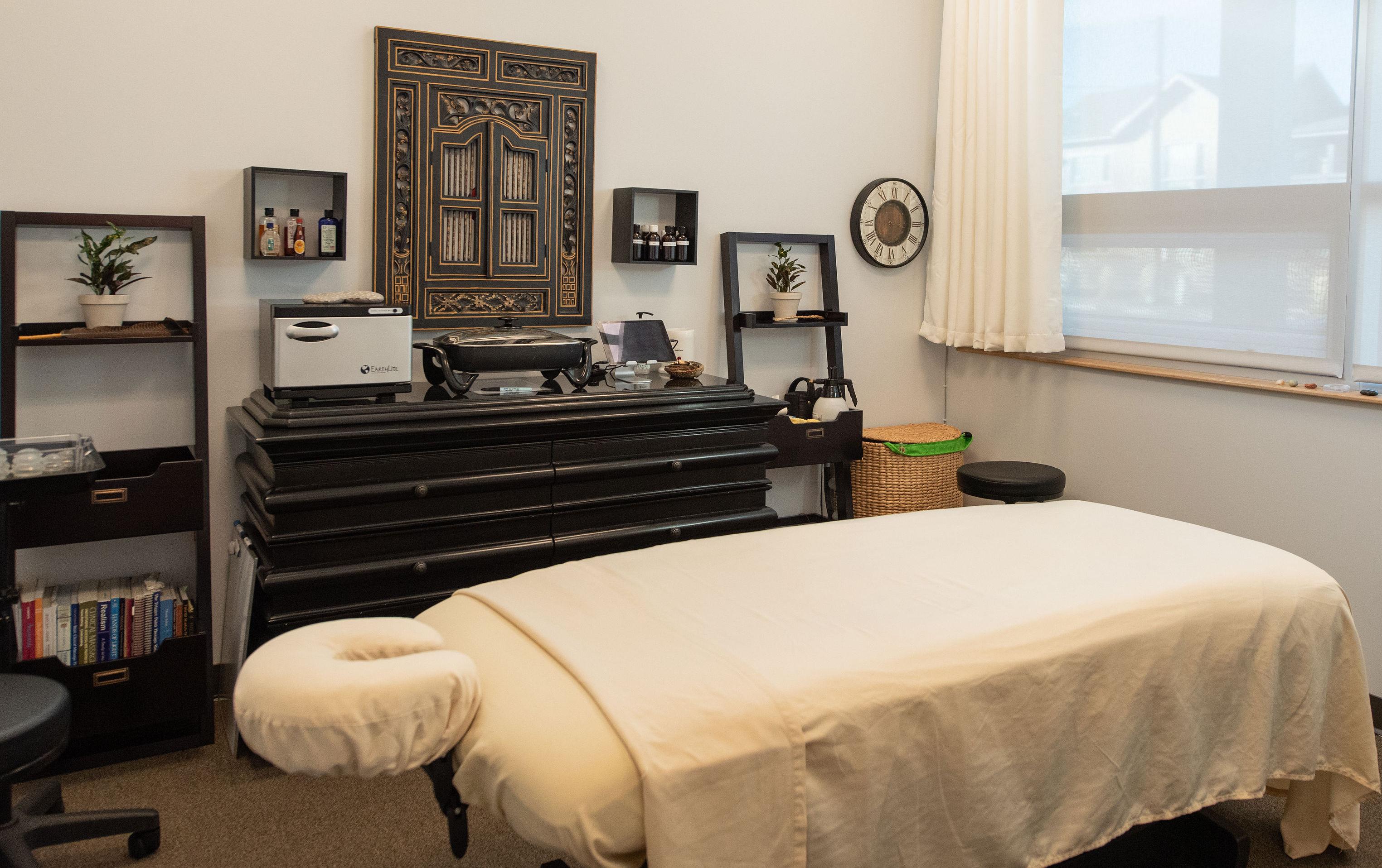 Bodywork for Liberation, Relaxation Massage